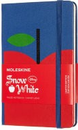 Блокнот Moleskine Limited Edition SNOW WHITE Large, линейка Apple
