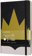 Блокнот Moleskine Limited Edition SNOW WHITE Large, линейка Crown