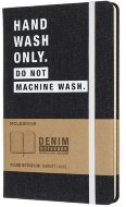Блокнот Moleskine Limited Edition DENIM Large, линейка, Hand wash only
